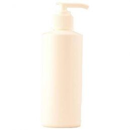 Envase Dispensador Jabon blanco 200ml