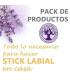 "Kit de Iniciacion ""Stick labial reparador"""
