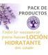 """Kit de Iniciación """"Loción hidratante"""""""