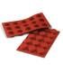 Molde jabon de silicona 15 redondos