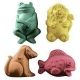 Molde Milky Way - Jabones Animales 1
