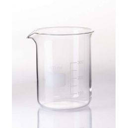 Vaso de laboratorio 400 ml