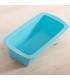Molde para hacer jabón silicona barra rectangular