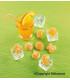 Molde de silicona Tutti Frutti