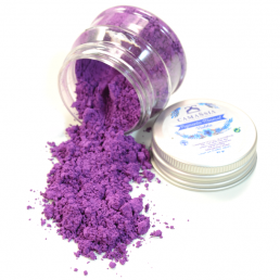 Pigmento mineral en polvo Violeta 10gr