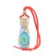frasco cristal ambientador coche floral