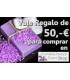Vale Regalo 50 Euros