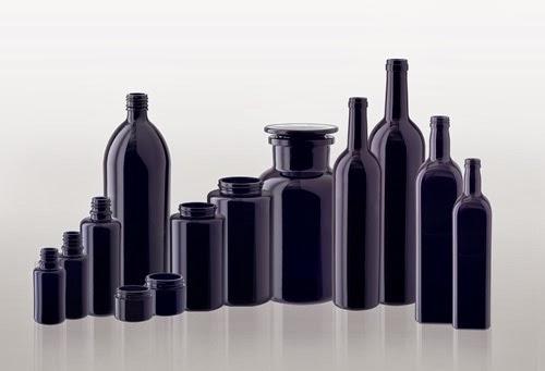 Cristal violeta: el mejor envase para cosmética