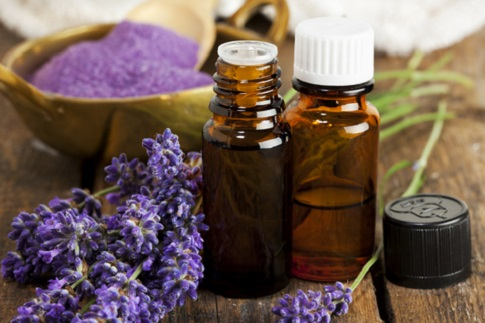 Aceite de masaje relajante