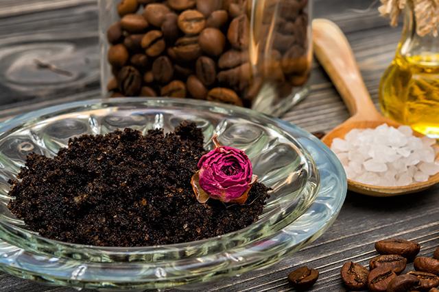 Aceite de grano de café: beneficios y propiedades
