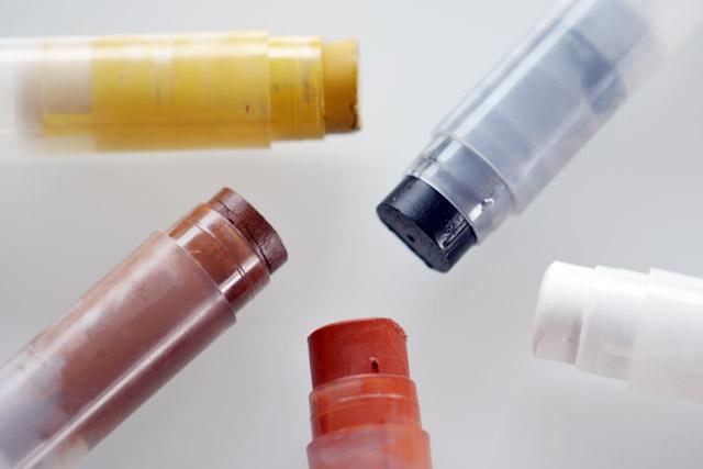 Receta pintura facial 100 % natural y casera