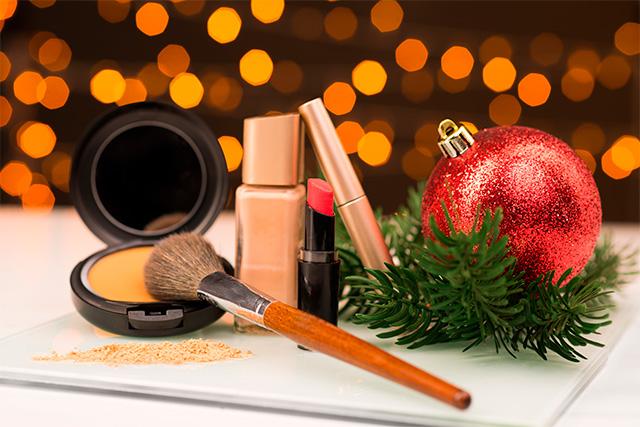 Cómo conseguir el maquillaje perfecto para Navidad