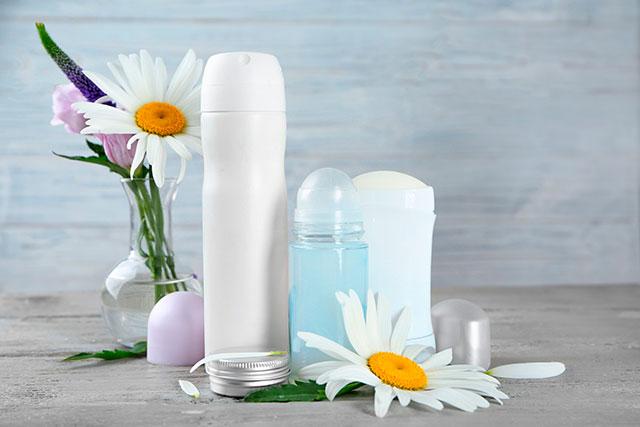 ¿Por qué utilizar desodorantes naturales?