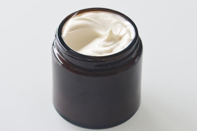 Crema de noche para piel seca
