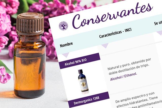 Conservantes: qué son y cómo utilizarlos