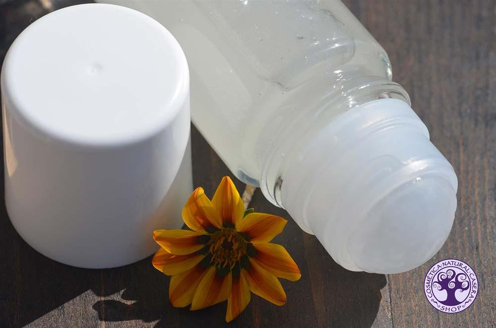 Receta desodorante natural