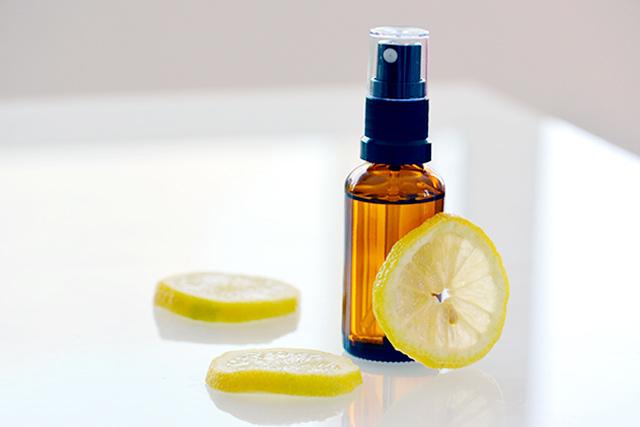 Receta Spray para desinfectar el ambiente (casero y natural)