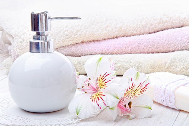Receta para elaborar jabón de manos