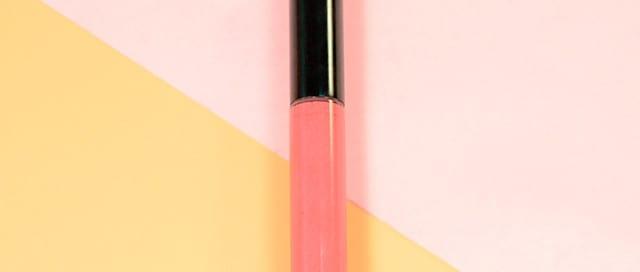 Pasos para elaborar un lip gloss de forma casera