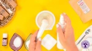 Pasos para elaborar un dentífrico en polvo