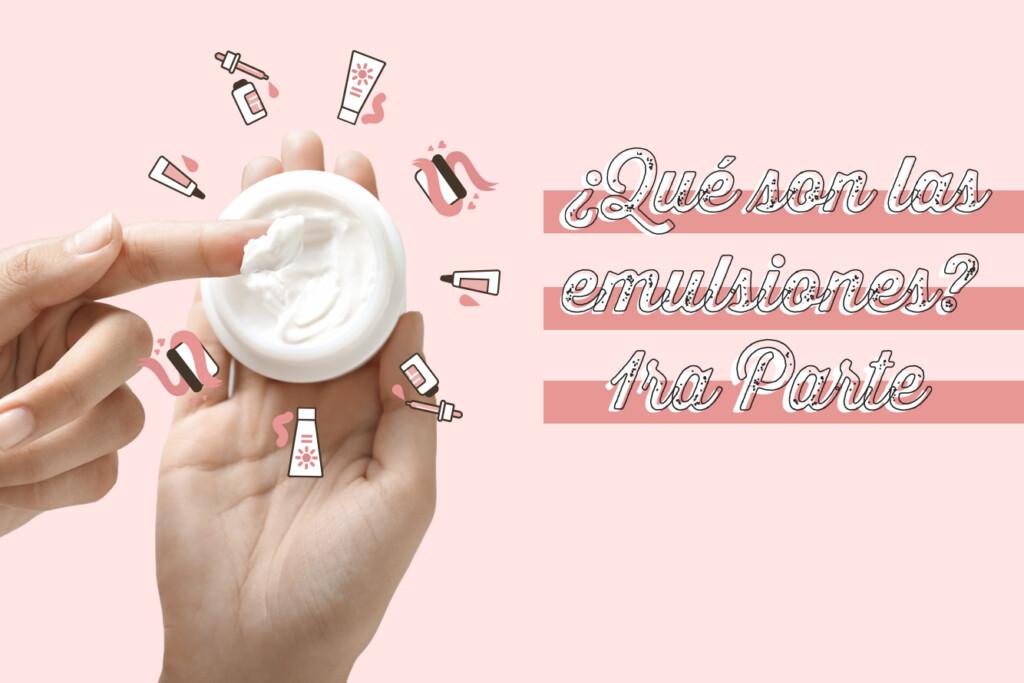 Qué son las emulsiones
