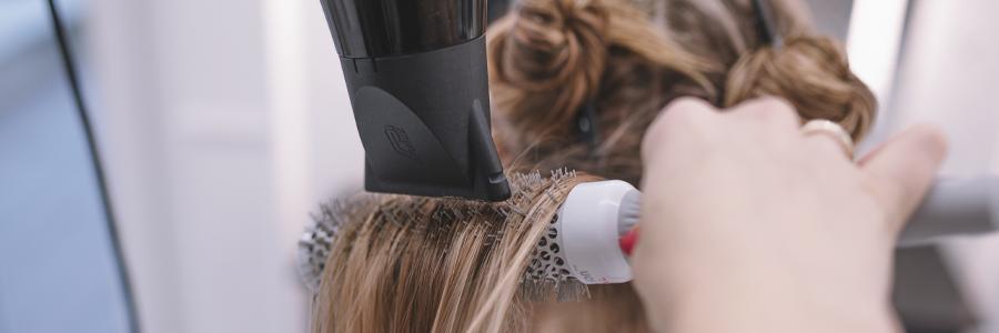 utiliza un protector térmico para el cabello