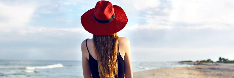 proteger el pelo del sol