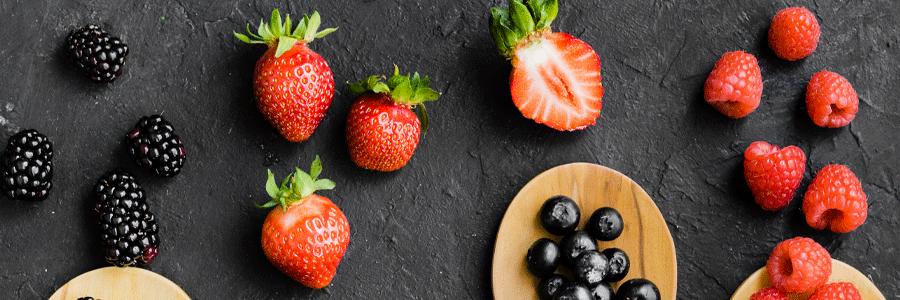 la fruta es antioxidante