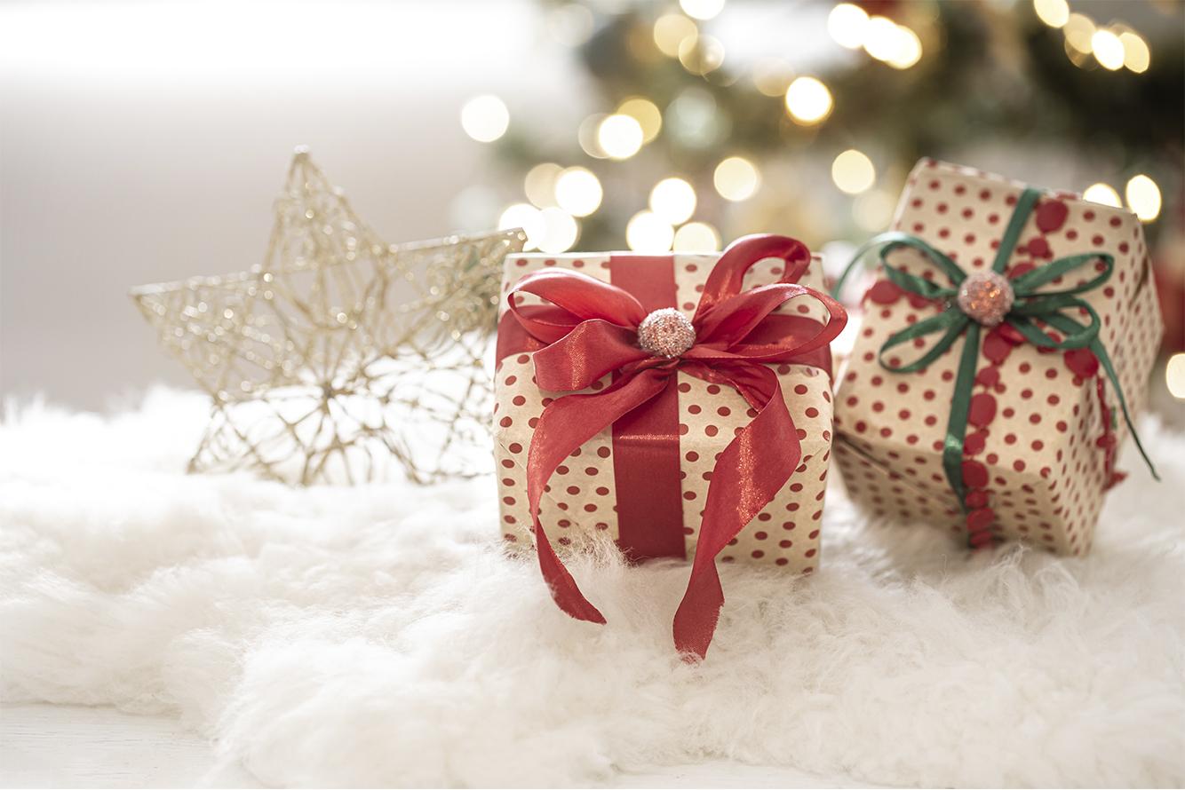 Ideas de cosmética natural para regalar en Navidad
