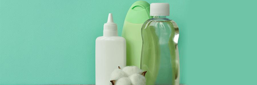 Gel/champú de lavado suave para niñ@s y bebés:
