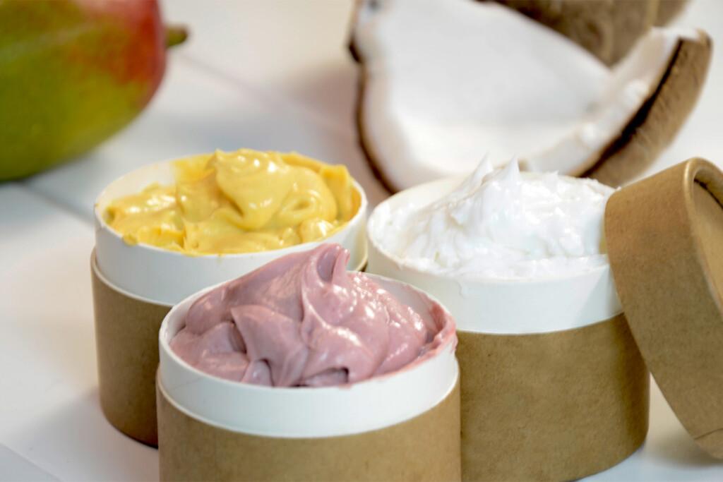 Receta body butter (manteca corporal) con aromas frutales