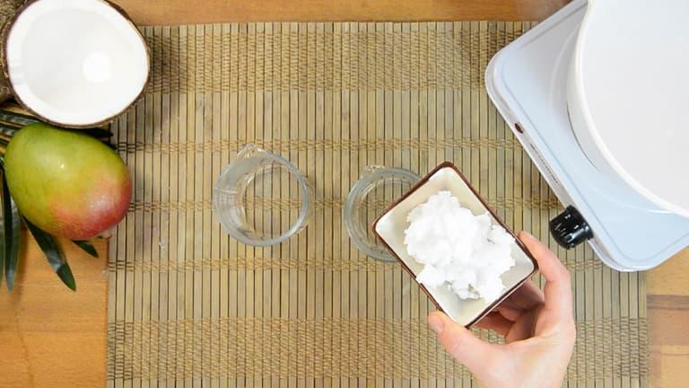 Añadimos fase 1 a un recipiente apto para el calor