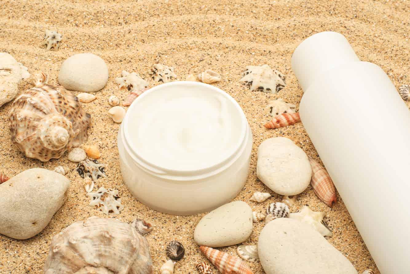 Receta crema ligera autobronceadora (sin sol) de coco