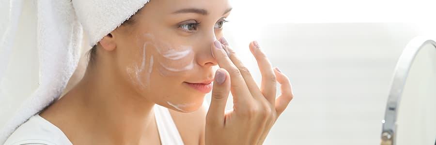 cremas antiarrugas en función de la edad